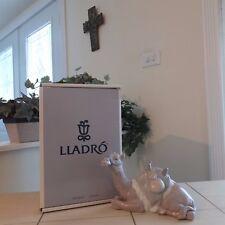 Lladro Nativity Camel #6944 New In Box Mint Sealed Lladro Documents Fast Ship!