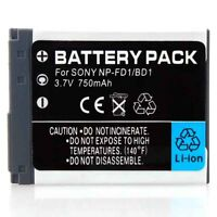 Neewer NP-BD1/NP-FD1 Replacement Lithium-Ion Battery for Sony Cyber-Shot DSC-G3