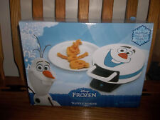 FROZEN OLAF WAFFLE MAKER (NEW) BUILD YOUR OWN OLAF WAFFLE
