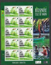 Isle of Man-Biospheres- Europa-CEPT-2016 mnh sheet