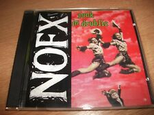 NOFX PUNK IN DRUBLIC EPITAPH CD 1994 NEW