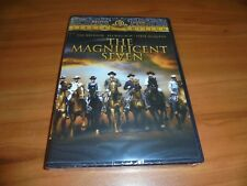 The Magnificent Seven (DVD, 2001, Widescreen) 7 Yul Brynner, Eli Wallach NEW