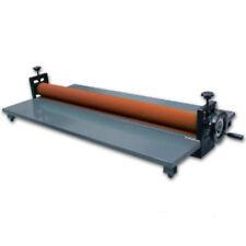 1,3 M Manual De Escritorio frío Plastificador Laminadora Máquina de laminación Carteles lbs1300