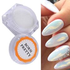 Mermaid Effect Glitter Nail Art Powder Dust Glimmer Hot Nails Iridescent 3g Tips