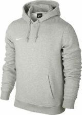 Nike Team Club Hoodie Herren Kapuzenpullover Gr. L grau