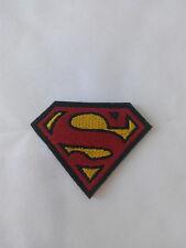 Parche bordado para coser Superman  7/5 cm  adorno ropa personalizada