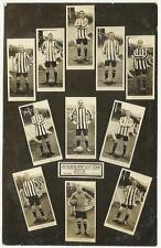 Soccer / Football. Sunderland Cup Team 1912-13 by Arthur Hackett, Newcastle.
