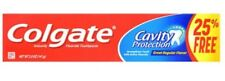 Colgate Cavity Protection Toothpaste 5 oz Tubes