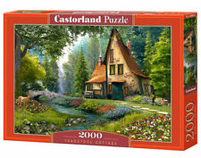 Castorland c-200634-2 - Toadstool Cottage, puzzle 2000 pièces-Neuf