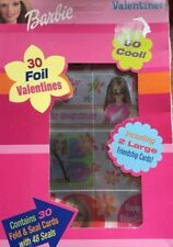 Barbie Doll Valentines Day Cards Stocking Stuffer Xmas Birthday Party Prize Gift
