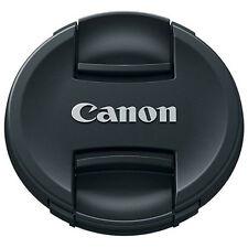 Genuine CANON Protector Dust Cover Snap On Lens Cap Objektivdeckel E-72 II 72mm