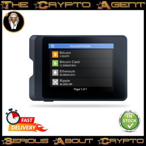 "🔒 SecuX W10 🔒 2.8"" Screen-BTC, ETH-Crypto Hardware Wallet 🔒 Amazing Value!!"