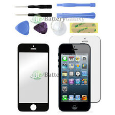 Black Glass Replacement+LCD Screen Protector for Apple iPhone 5 SE 5S 5C 50+SOLD