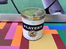 PLAYERS NAVY CUT 50 CIGARETTE TIN