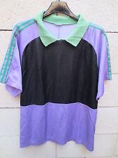 VINTAGE Maillot ADIDAS goal porté n°1 trikot keeper shirt maglia oldschool L