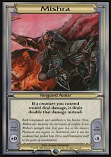 MTG MISHRA - VANGUARD OVERSIZE CARD - PROMO - MAGIC