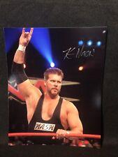 WWE KEVIN NASH HAND SIGNED AUTOGRAPHED 8X10 PHOTO PHOTO TNA DIESEL OZ VINNY