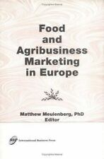 Food and Agribusiness Marketing in Europe (Journal of International Fo-ExLibrary