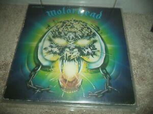 "LP   Motörhead    ""Over Kill"""