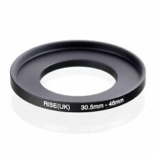 30.5mm-46mm Step Up Ring 30.5-46 30.5mm Lens to 46mm Camera Filter Cap Hood acc