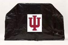 """INDIANA UNIVERSITY 59"""" Barbecue BBQ Heavy Duty Vinyl Gas Grill Cover"""