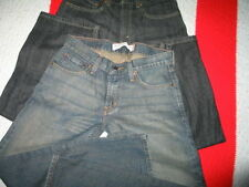 LEVI'S JEANS Men's Lot of 2 569 and 514 Loose Fit And Slim Fit  29x30
