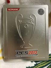 PES 2013 SteelBook Case (PS3 No Game)