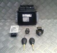 ECU Kit 2 Keys Door Lock EWS W10 Engine 7521549 7520019 Mini Cooper R50 01-2006