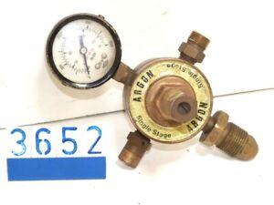 Argon Welding Gauge Regulator (3652)