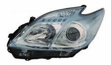 Faro fanale anteriore Sinistro TOYOTA PRIUS 09- H11+HB3 per reg elettrica