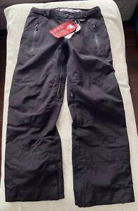 Oakley Emblem Goretex Soft Shell 20k/3L Rocket Fuel Snow Pants Black Medium $360