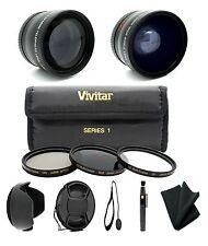 52MM ND2 ND4 ND8 Filter Kit for Nikon DSLR D5300 D5200 D3300 D3200
