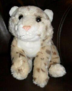 "Animal Alley 11"" Wild Cat Plush Bobcat Leopard Toys R Us"