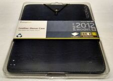 Simplism iPad TR-LSCIPD12-NV/EN Navy Blue Leather Sleeve Pouch Cover Case - NEW