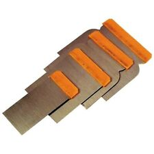 4-Pc Metal Auto Body Filler Spreader Set #AE-61500