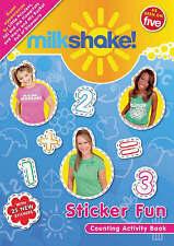 Milkshake Sticker Fun, , New Book
