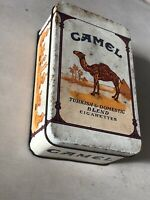 Vintage Camel Turkish Domestic Blend Cigarettes Tin Replicans Bedford England
