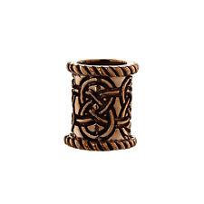 Haarschmuck Bartperle CELTIC MAGIC Bronze Lockenperle 6376