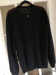 Gucci Knitted Wool Sweater XXL