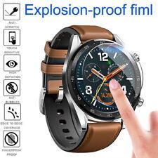 AD6B 4E3D 3Pcs HD TPU soft Film for Huawei GT Smart watch Screen Cover Protector