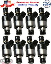 GMC Chevy 95-00 Vortec 7.4L 454 Genuine OEM Flow Matched 6 Hole Fuel Injectors