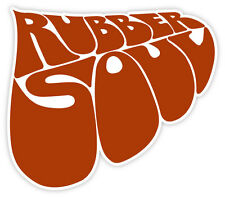 "The Beatles Rubber Soul sticker decal 5"" x 4"""