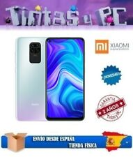 XIAOMI REDMI NOTE 9 128GB BLANCO. 4GB RAM. MTK HELIO G85. ¡¡¡VERSION GLOBAL!!!