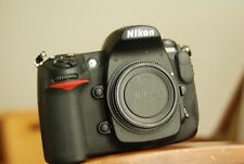Nikon D300 camera body Charger Battery, manual Card Shutter count 3900