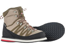 Greys Strata Ct Wading BOOTS Felt or Rubber Soles 11 Rubber Sole