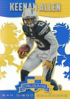 2014 Rookies and Stars Crusade Blue #36 Keenan Allen San Diego Chargers