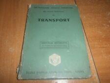 dictionnaire franco-américain des termes techniques de transport (63)