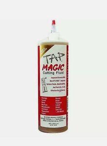 TAP Magic EP-XTRA 16 oz Cutting FLUID - Spout top. FREE SHIPPING