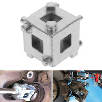 "1Pc Rear disc brake caliper piston rewind/wind back cube tool 3/8"" drive toolOZ"