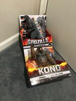 Playmates Godzilla 12 Inch 2004 Figure Final Wars. Kong Skull island 12 inch